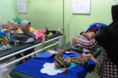 Belasan Anak di Cianjur Keracunan Kue Cubit