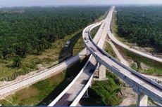 Pembangunan Tol Medan-Binjai Rampung Sebelum Natal 2017