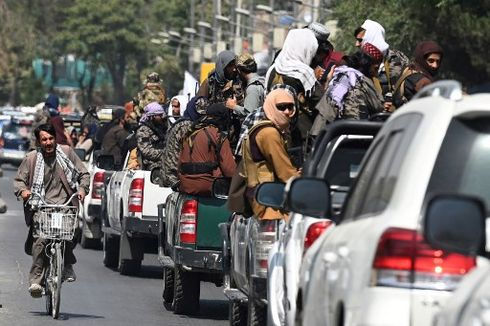 Taliban Masih Buru Lawannya, 4 Agen Kontraterorisme Afghanistan Dibunuh Setelah Terlacak