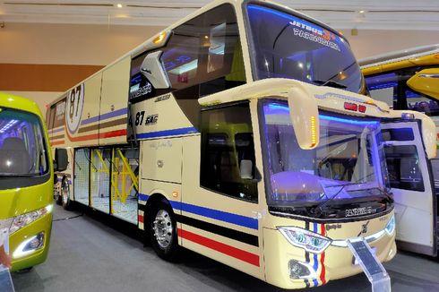 Bus UHD Wajib Pakai Sasis Tronton, Ini Alasannya