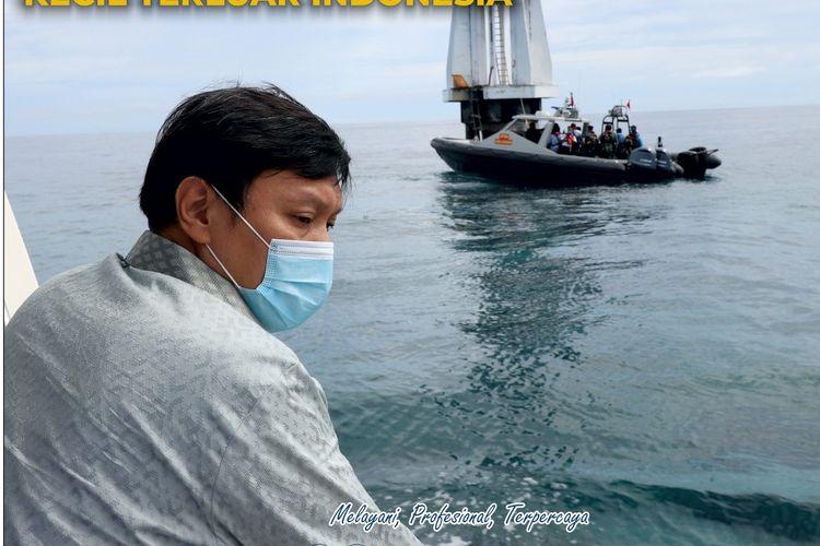 Wakil Menteri ATR/Wakil Kepala BPN, Surya Tjandra berkesempatan menyaksikan langsung proses survey dan pengukuran pulau Karang Unarang yang merupakan pulau kecil terluar di Kabupaten Nunukan, Kalimantan Utara yang berada di dekat perbatasan darat antara Sabah, Malaysia dan Kalimantan Utara dan Kalimantan Timur.