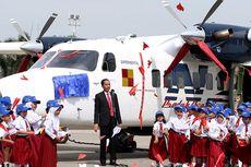 Di Hari Pahlawan, Jokowi Beri Nama Nurtanio untuk Pesawat N219