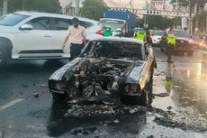 Belajar dari Insiden Mustang Hangus, Kenali Penyebab Mobil Terbakar
