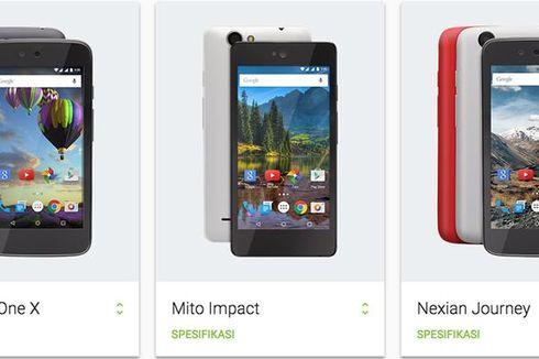 Bos Google Bandingkan Android One dengan Xiaomi