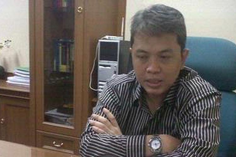Wakil Ketua DPRD Provinsi DKI Jakarta, Triwisaksana.