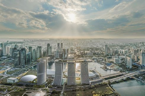 Perluas Marina Bay Sands Singapura, LVS Investasi Rp 46,8 Triliun