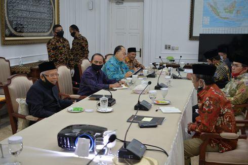 Tiga Ormas Islam Apresiasi Pemerintah Tunda Pembahasan RUU HIP