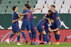 Hasil dan Klasemen Liga Spanyol - Atletico Tendang Real Madrid dari Puncak, Barcelona?