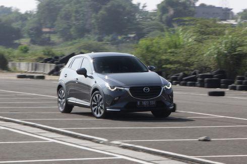 Catatan Konsumsi BBM Mazda CX-3 1.5L, Tembus 14,1 Km Per Liter