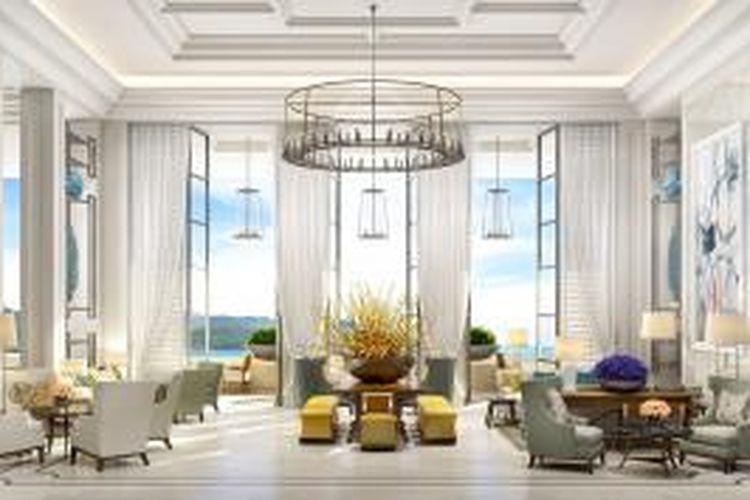 The St Regis Hotels & Resorts, Langkawi, Malaysia.