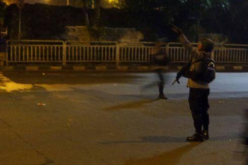 Dua Ledakan di Kampung Melayu Terdengar Kencang hingga 1 Kilometer