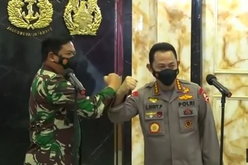 Kamis Sore, Panglima TNI dan Kapolri Terbang ke Papua
