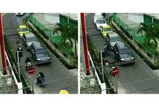 Viral Video Korban Tabrak Lari Masuk Selokan, Pelaku Masih Dicari Polisi