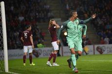 Hasil Kualifikasi Piala Dunia, Ronaldo Menangkan Portugal atas Latvia