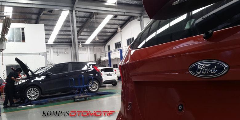 Layanan purna jual buat konsumen Ford sekarang jadi tanggung jawab RMA Group