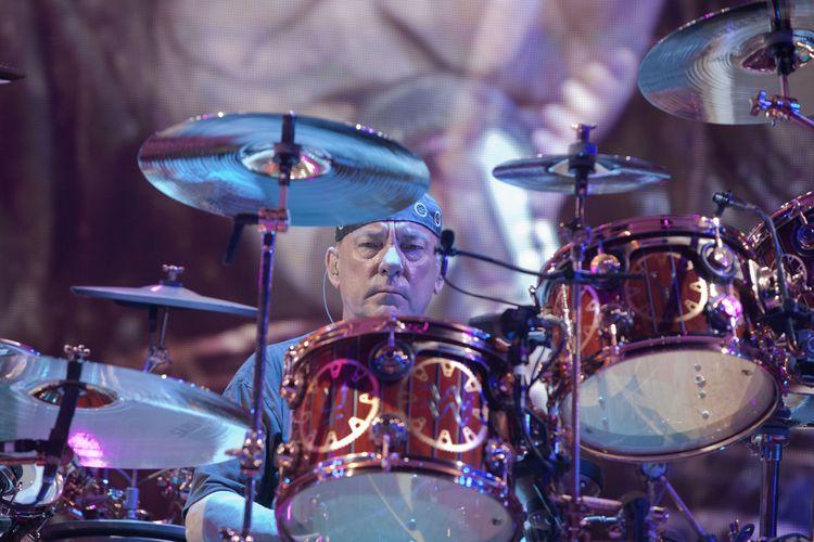 Drummer Rush, Neil Peart