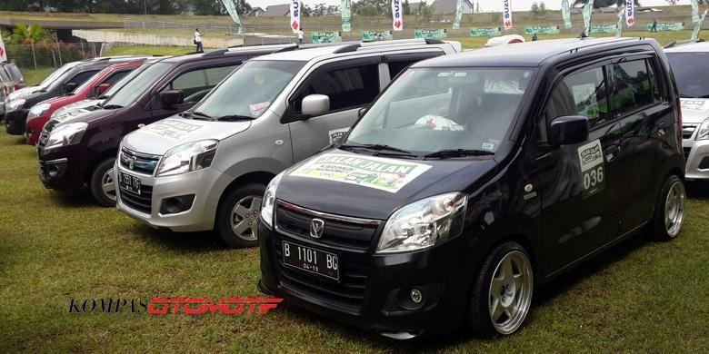 Komunitas Suzuki Karimun Wagon R