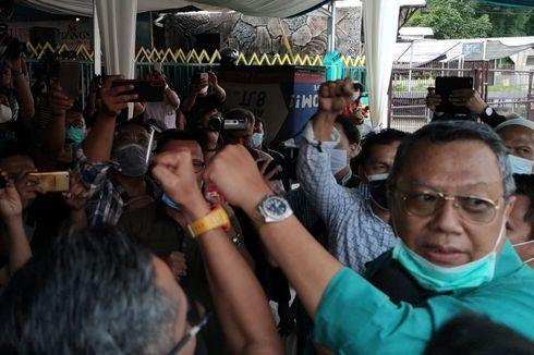 Pesta Kemenangan Benyamin-Pilar Langgar Prokes, Bawaslu Sebut Bukan Wewenangnya