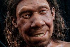 Seniman Rekonstruksi Wajah Neanderthal yang Derita Tumor di Wajah