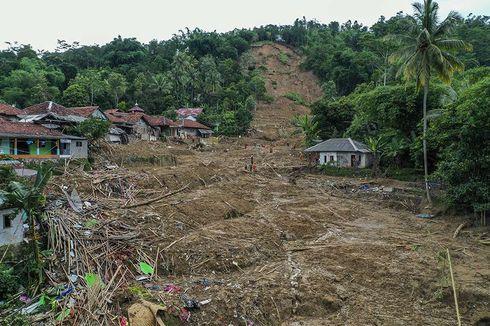 PVMBG: Penyebab Bencana di Bogor Akibat Curah Hujan Tinggi