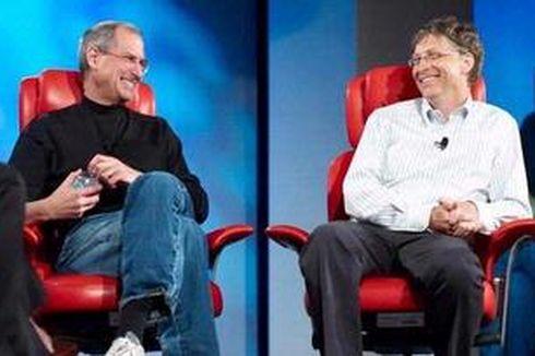 Bill Gates Ingin seperti Steve Jobs