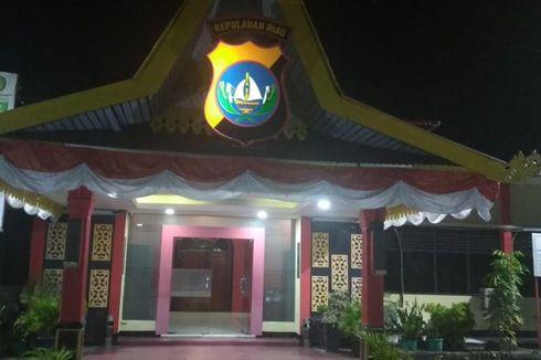 Istri Bawa Narkoba, Oknum Polisi Polres Tanjungpinang Diperiksa Propam