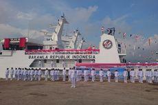 Kapal China Masih Beroperasi di Natuna, Bakamla Kirim Dua Kapal Perkuat Diplomasi