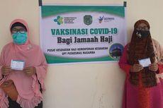 Vaksinasi Covid-19 Buat Jamaah Haji Tahun 2021 Rampung Bulan Ini