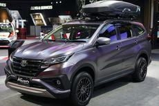 Rush Diklaim Banyak Terjual pada Pameran Virtual Toyota