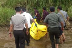 Jasad Perempuan Tanpa Pakaian Ditemukan di Sungai Bengawan Madiun
