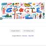 Hari Kemerdekaan Republik Indonesia Jadi Google Doodle Hari Ini