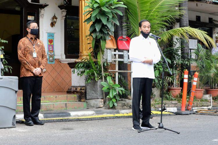 Jokowi Kerahkan Personel TNI-Polri agar Masyarakat Disiplin Selama PSBB