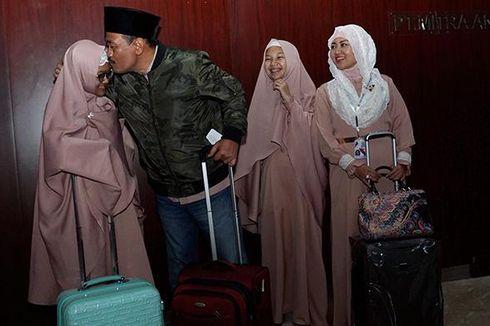Berangkat Umrah, Djarot Ingin Doakan Indonesia Damai dan Jakarta Sejuk