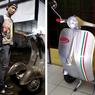 Viral, Video Vespa Segway Elektrik Karya Anak Bangsa, Berharap Bisa Produksi Sendiri tapi Terganjal Biaya