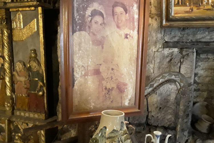 Yap Sandiego Ancestral House di Cebu City, Filipina.