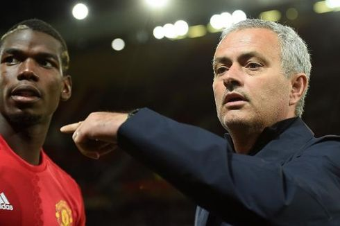 Manchester United Kembali Tanpa Pogba