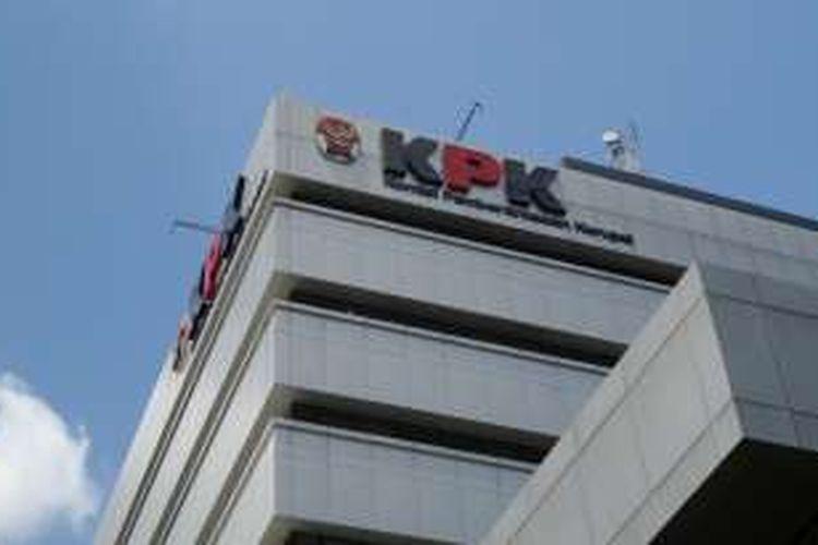 Gedung Komisi Pemberantasan Korupsi (KPK), Kuningan, Jakarta.