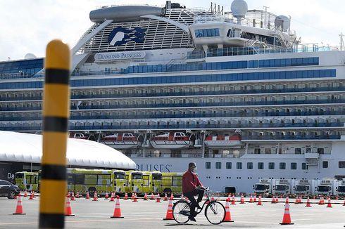 Setelah Wuhan, Pemerintah Segera Evakuasi WNI di Kapal Diamond Princess di Yokohama