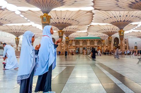 1 November 2020, Rombongan Pertama Jemaah Umrah Indonesia Bertolak ke Jeddah