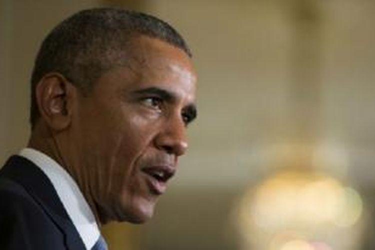 Obama menyerukan perlunya perombakan besar-besaran sistem hukum AS