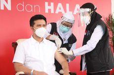 Wagub Emil dan 21 Relawan Disuntik Vaksin Covid-19, Khofifah: Semoga Ikhtiar Kita Ini Efektif