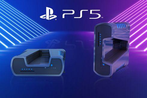 Penampakan Nyata PlayStation 5 dan