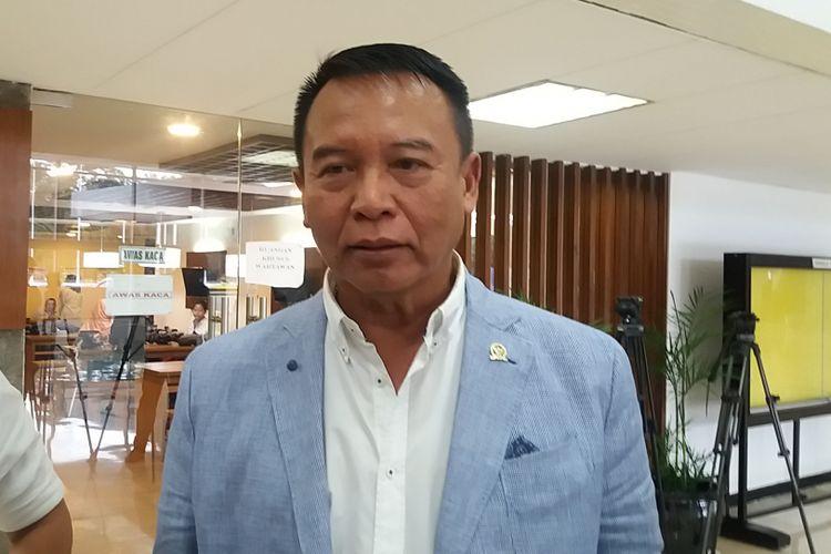 Wakil Ketua Komisi I DPR TB Hasanuddin