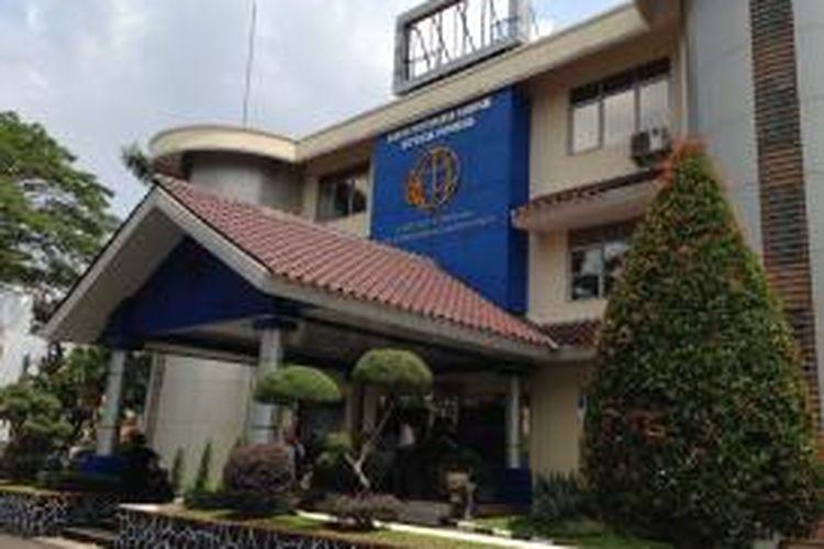 Suasana di kantor Badan Pertanahan Nasional (BPN) Jakarta Barat, Senin (23/11/2015).