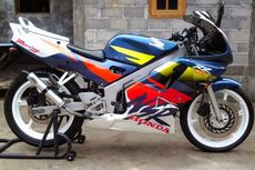Deretan Motor Sport Fairing Primadona '90-an