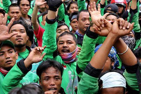 Kadishub DKI Protes Banyaknya Ojek