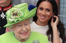 Respon Ratu Elizabeth soal Meghan Markle Tak Ikut Pemakaman