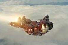 Kostum Asli Iron Man Dicuri
