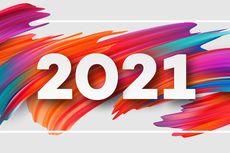 Simak, Ini 10 Tren Warna yang Akan Populer di Tahun 2021