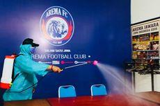 Dua Pemain Arema FC Dinyatakan Reaktif Usai Rapid Test